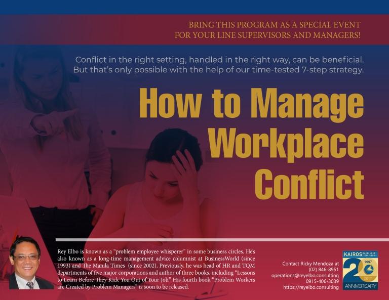 conflict management ad generic Oct2018